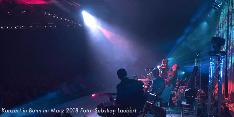 Konzert Bonn März 2018